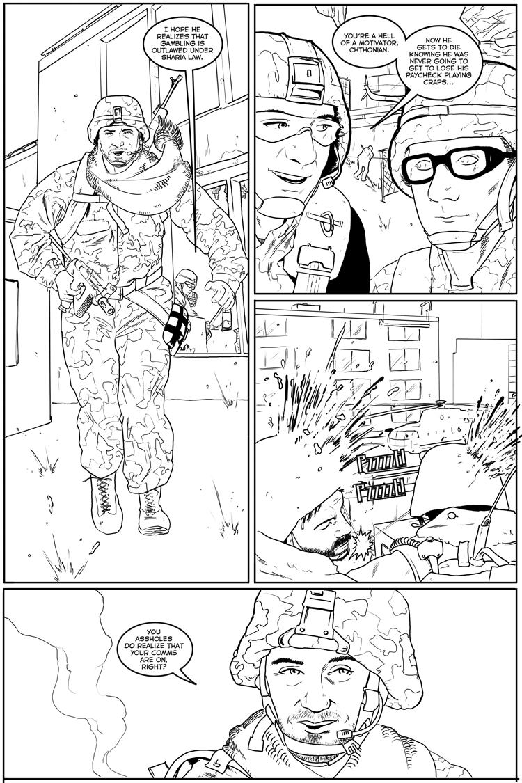 Joint Operations Comic 2