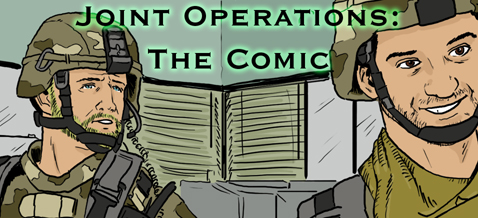 Joint Operations Comic page 3