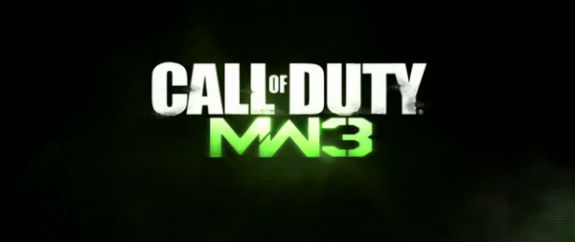 Modern Warfare 3 Trailer Released
