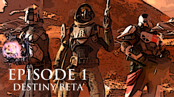 Joint Ops: Destiny Episode 1 - Destiny Beta