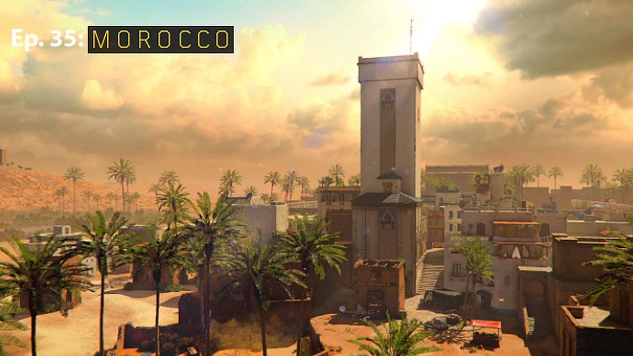 Black Ops 4: Morocco